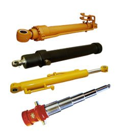 Chinese Hydraulic Cylinders Production