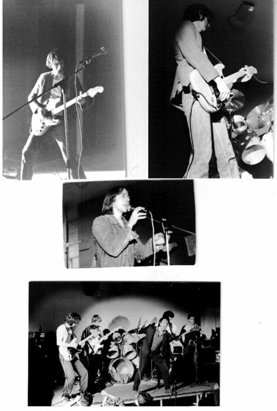 PHOTOS DU GROUPE - MAISONS DES JEUNES ET DE LA CULTURE DE S-POL -SUR -TERNOISE ( MAI 1980) et D' HESDIN ( JUILLET 1984)