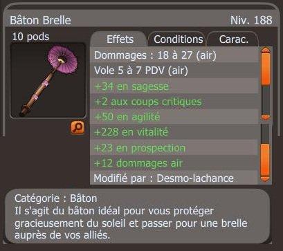 Bâton Brelle
