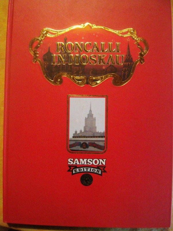 RONCALLI A MOSCOU JUIN 1986