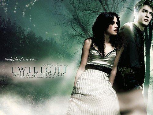 Edward et Bella ♥
