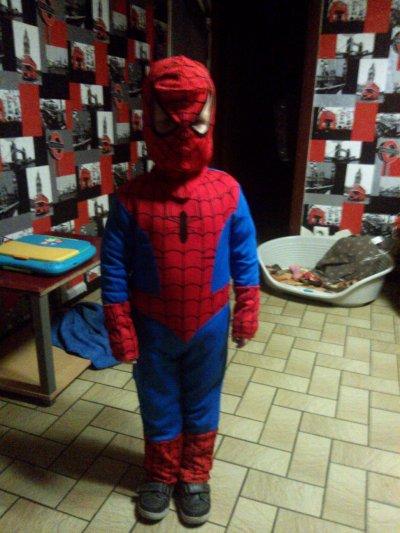 Mon spiderman