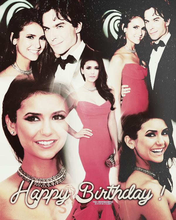 09/01/13 - Aujourd'hui, Nina fête ses 24 ans ! Bon anniversaire à elle ! ♥