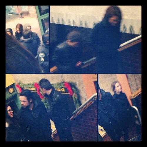 02/01/13 Paul et Torrey à Canyon Lodge