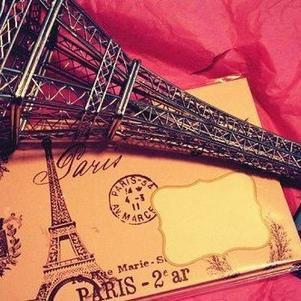 Sweet Paris !! <3 *.*