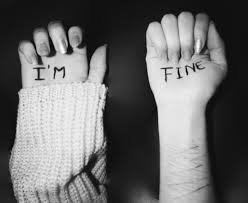 I'm fine . Thanks .... :'(