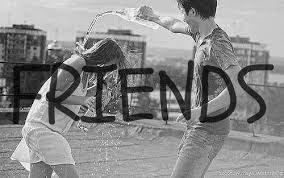 Les vrais amis ....!♥