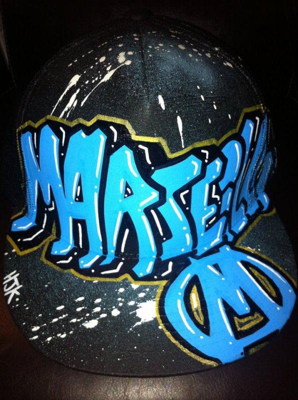 salut toi aussi tu veu une casquette personnalisée a ton effigie  par etat graffity custom www.etat-graffity.com voila le site en ligne