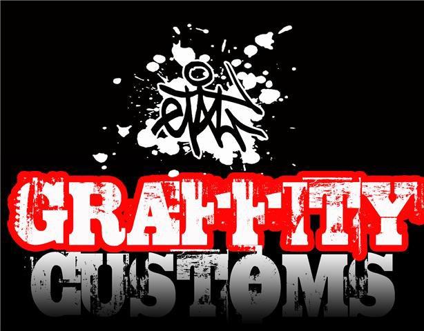 custom casquette graffity shoes tee shirt