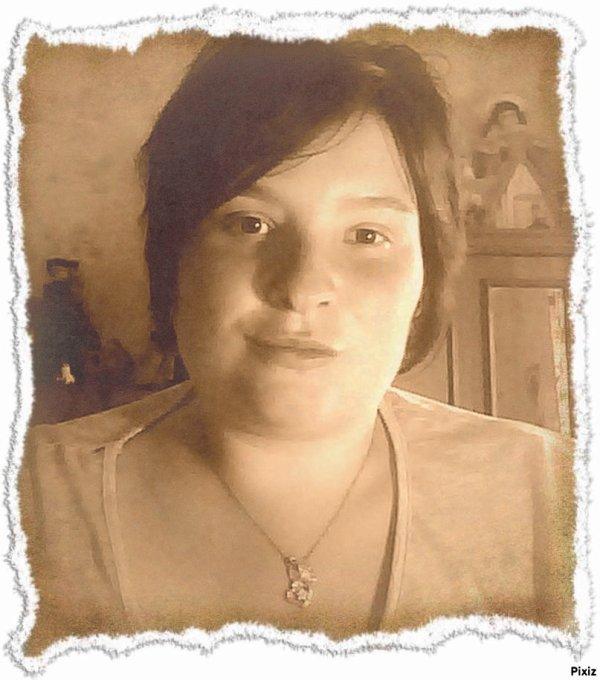 moi et ma nouvelle coiffure du 7/04/2014