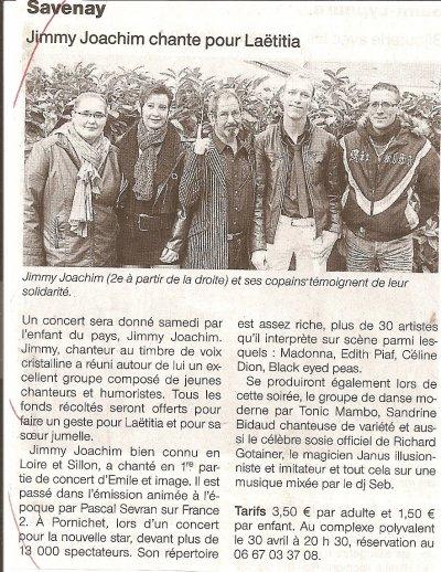 merci a jimmy joachim et tous les benevoles pour cet bel hommage du samedi 30 avril 2011