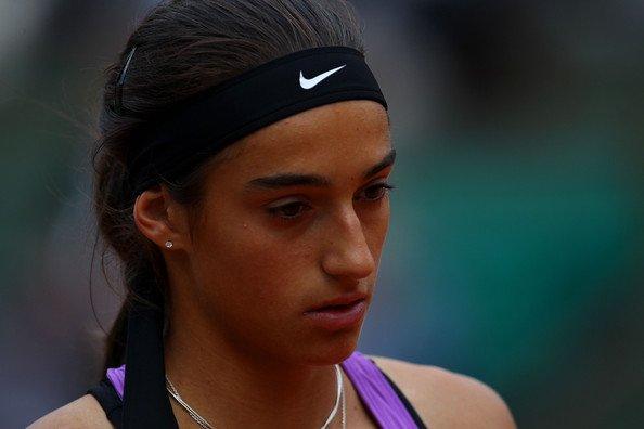 Roland Garros 2011 - Caroline Garcia vs Maria Sharapova