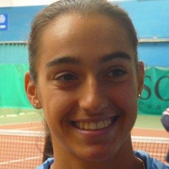 Suis toute l'actualité de la jeune joueuse française de tennis