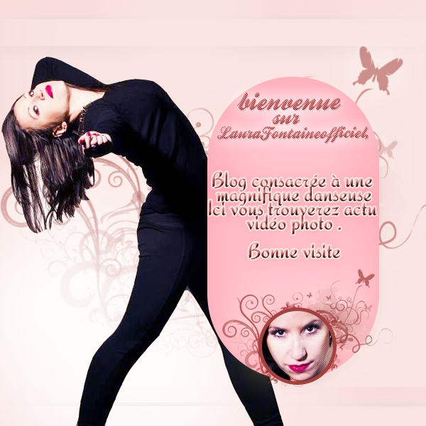 Bienvenue sur Laura Fontaine Officiel
