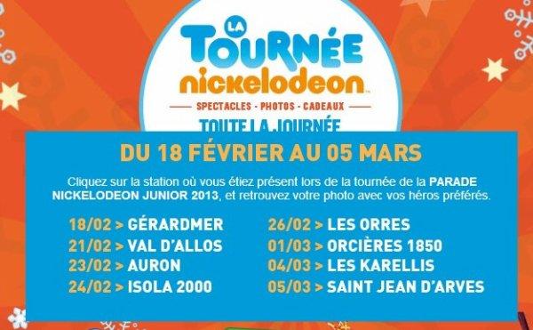 Laura : Tournée Nickelodeon Les photos sont disponibles