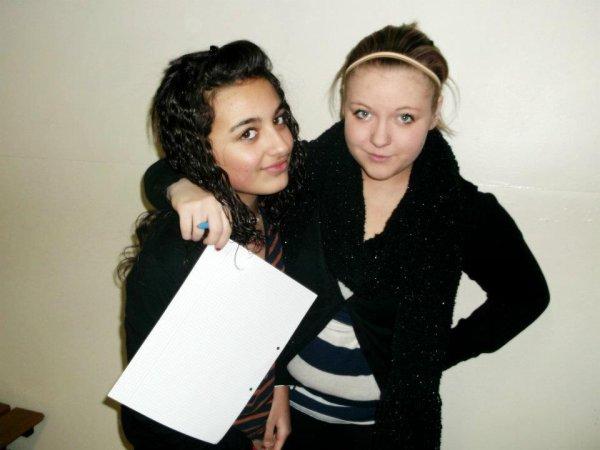 Aurélie & Anissa ♥