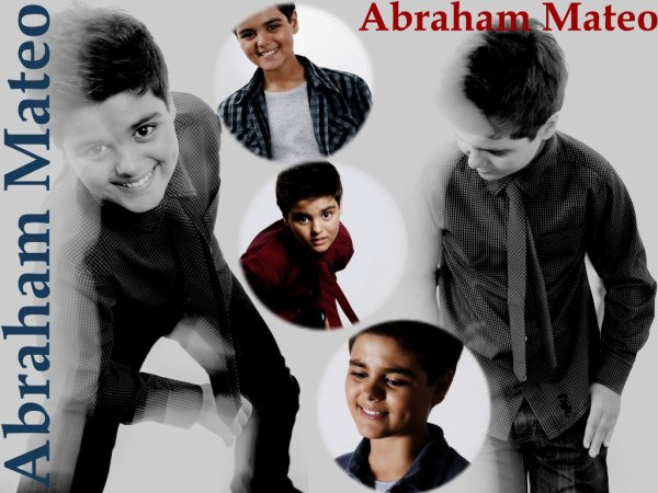 Abraham mateo ~Biographie~