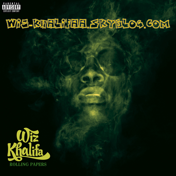 "Wiz Khalifa ""Rolling Papers""  