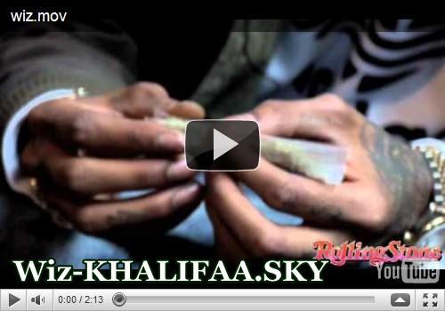Wiz Khalifa – Rolling Stone Cover + VIDÉO