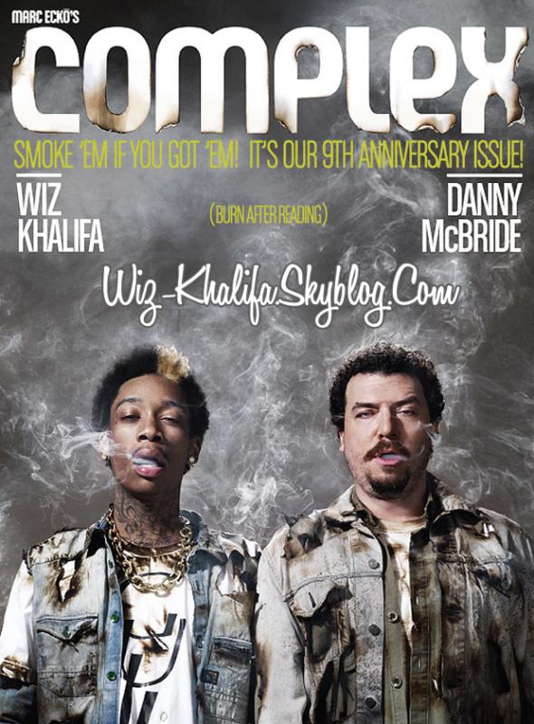 Wiz Khalifa | Complex Magazine