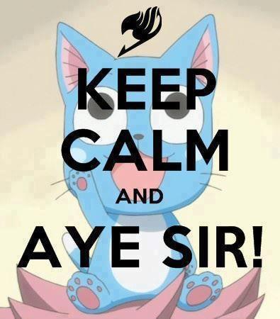 aye sir,