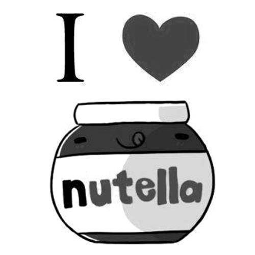 I LOVE NUTELLA  !!!!!