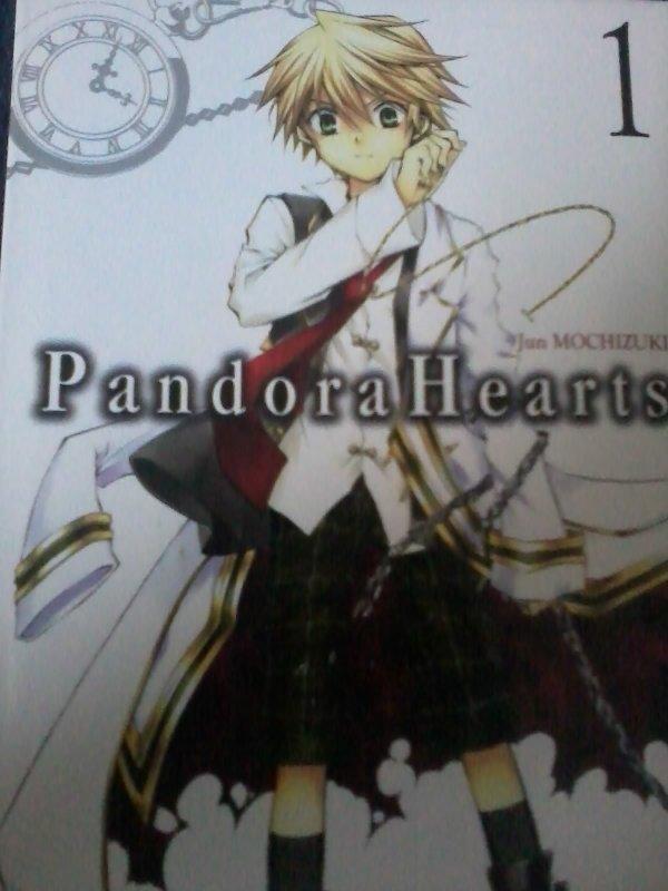 Pandora hearts !!! (résumé)