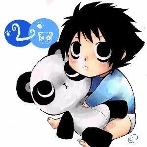 anniversaire de mon panda !