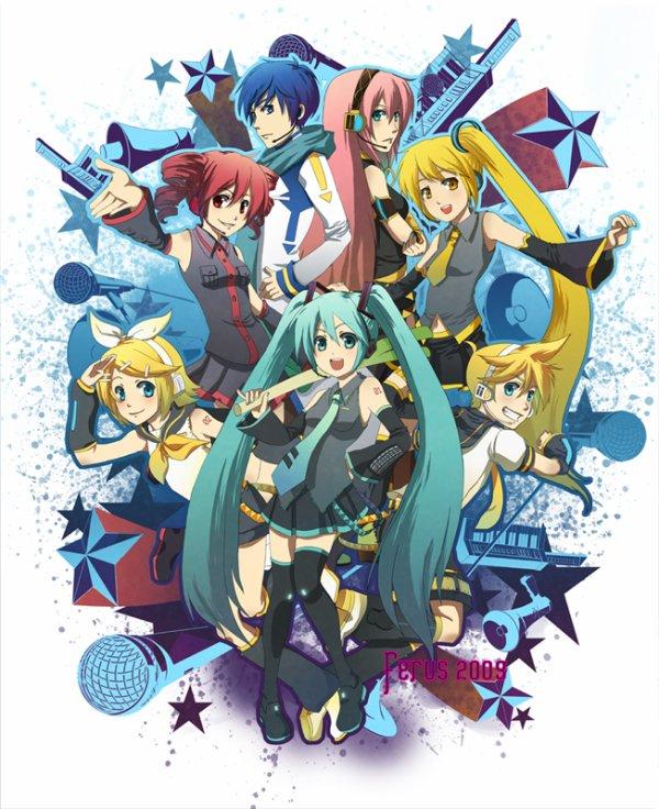 Images Vocaloids !