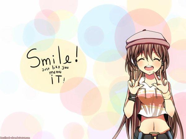 Smile smile smile ! Mon ordi re-marche !