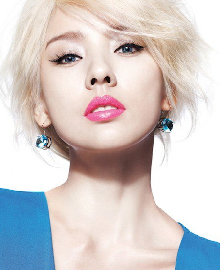 """Lee hyori Vs Hyuna qui est la plus """"sexy"""" ? ( désoler si j'ai pas mélangé leur image y'avais pas de place ^^)"""