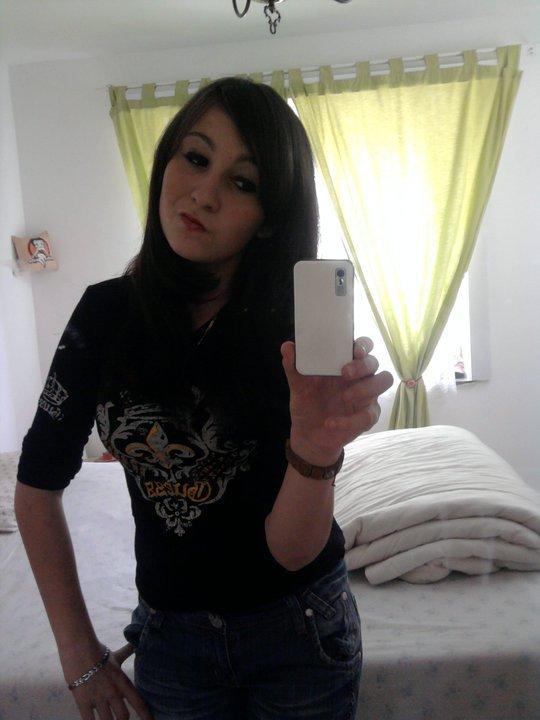 kimberley~Italienne~15ans ;)