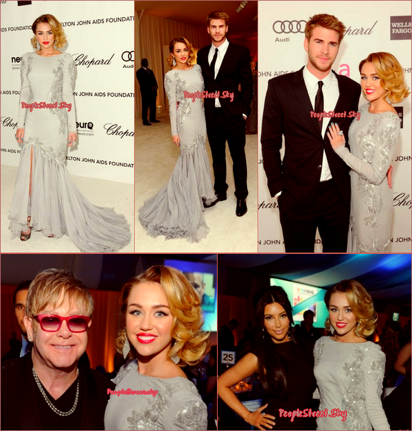 Article 13 : Oscars + After Party Elton John + Vanity Fair #Romane