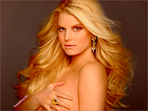 Article 14 : Jessica Simpson On Elle !