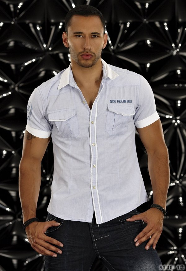 Chemise manches courte