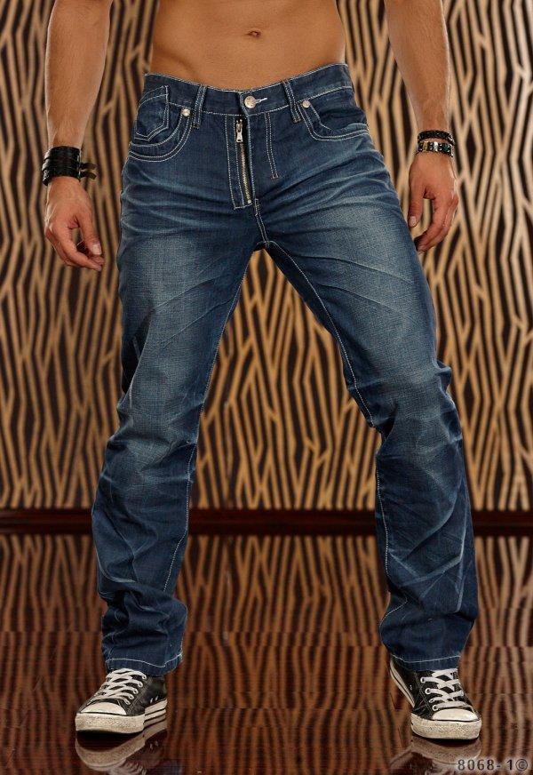 Jeans foncé