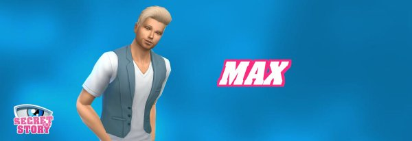 Six Candidats Officiels de Secret Story Sims Saison 1