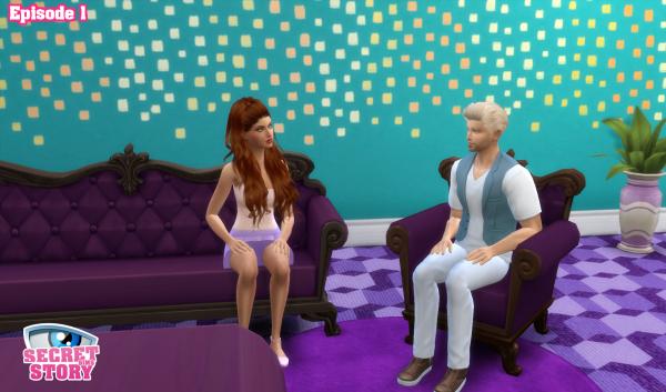 Secret Story Sims S1 - Before - Episode 1 - Partie 1