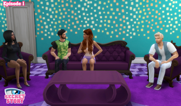 Secret Story Sims S1 - Before - Episode 1 - Partie 2