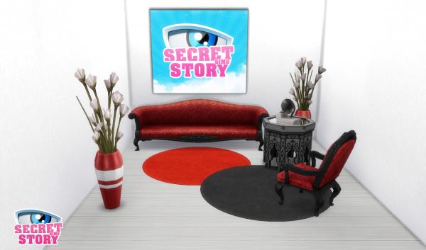 Secret Story Sims S1 - La Maison des Secrets - Partie 1