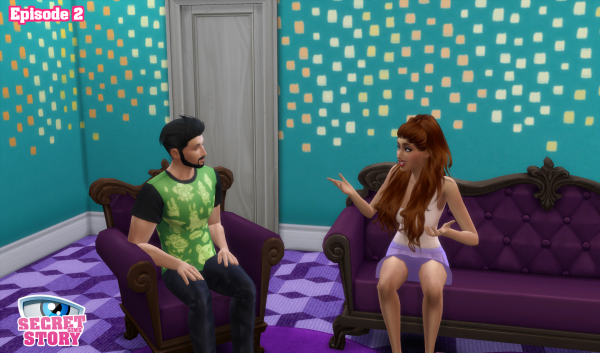 Secret Story Sims S1 - Before - Episode 2 - Partie 2
