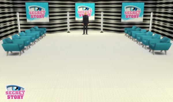 Secret Story Sims S1 - Prime 1 - Partie 1