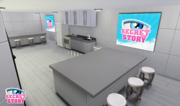 Secret Story Sims S1 - Prime 1 - Partie 2