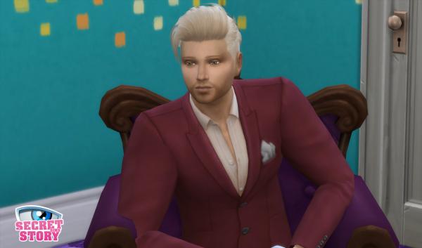 Secret Story Sims S1 - Prime 1 - Partie 3