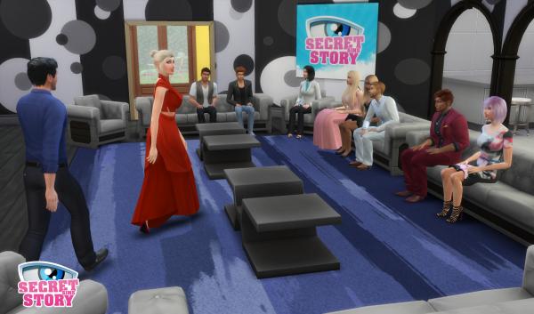 Secret Story Sims S1 - Prime 1 - Partie 11