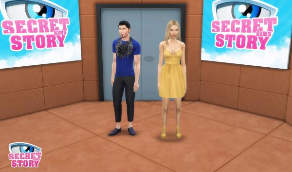 Secret Story Sims S1 - Prime 1 - Partie 14