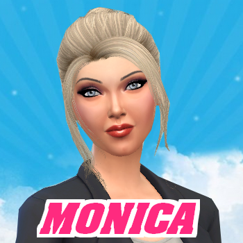 Secret Story Sims S1 - Portrait de Fred & Monica
