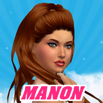 Secret Story Sims S1 - Portrait de Manon