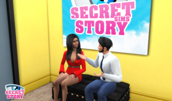 Secret Story Sims S1 - Quotidienne 1 - Partie 2