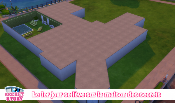Secret Story Sims S1 - Quotidienne 1 - Partie 3